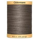 Guterman Col.1225 Gutermann Cotton 800m Medium Brown