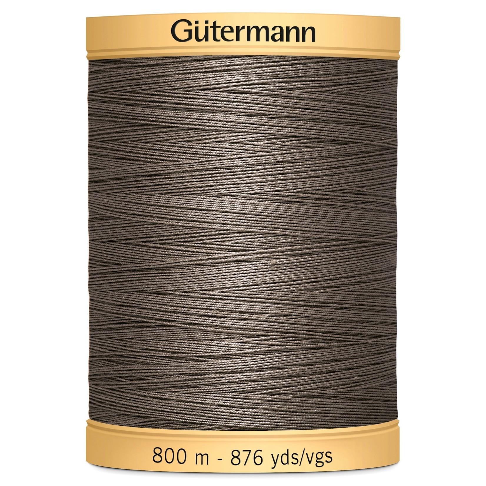 GUTERMANN Col.1225 Gutermann Cotton 800m Medium Brown