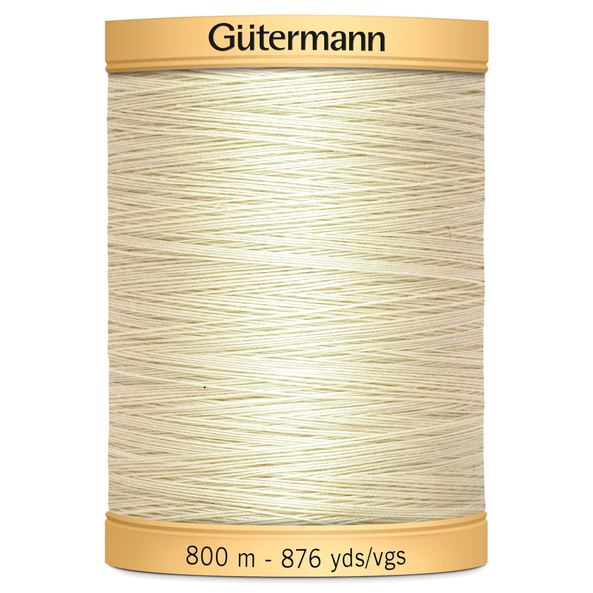 GUTERMANN Col.0919 Gutermann Cotton 800m Light Cream