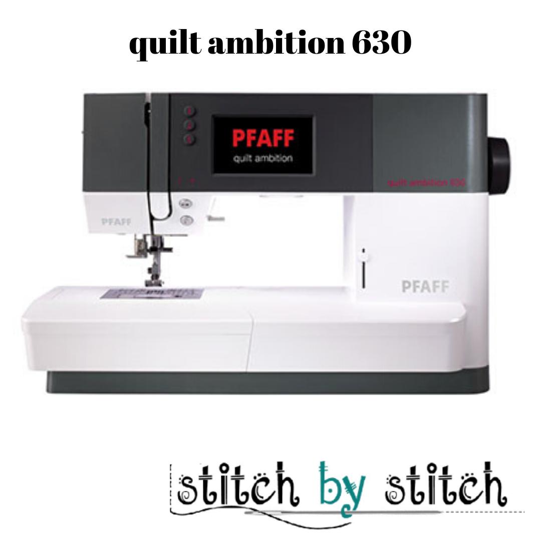 PFAFF quilt ambition™ 630