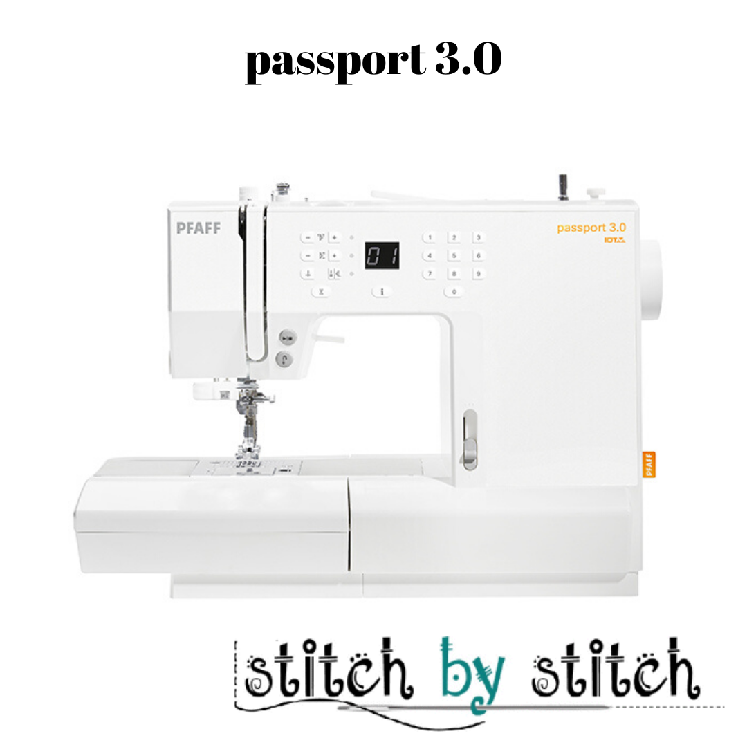 PFAFF passport™ 3.0