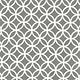 ROBERT KAUFMAN Cozy Cotton Circles on Grey (Grey /White) Per CM or $16/m