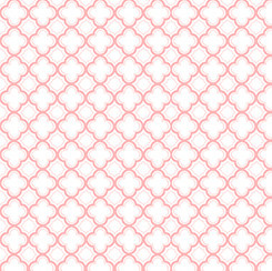 QUILTING TREASURES SORBETS - GEO pink, /cm or $20