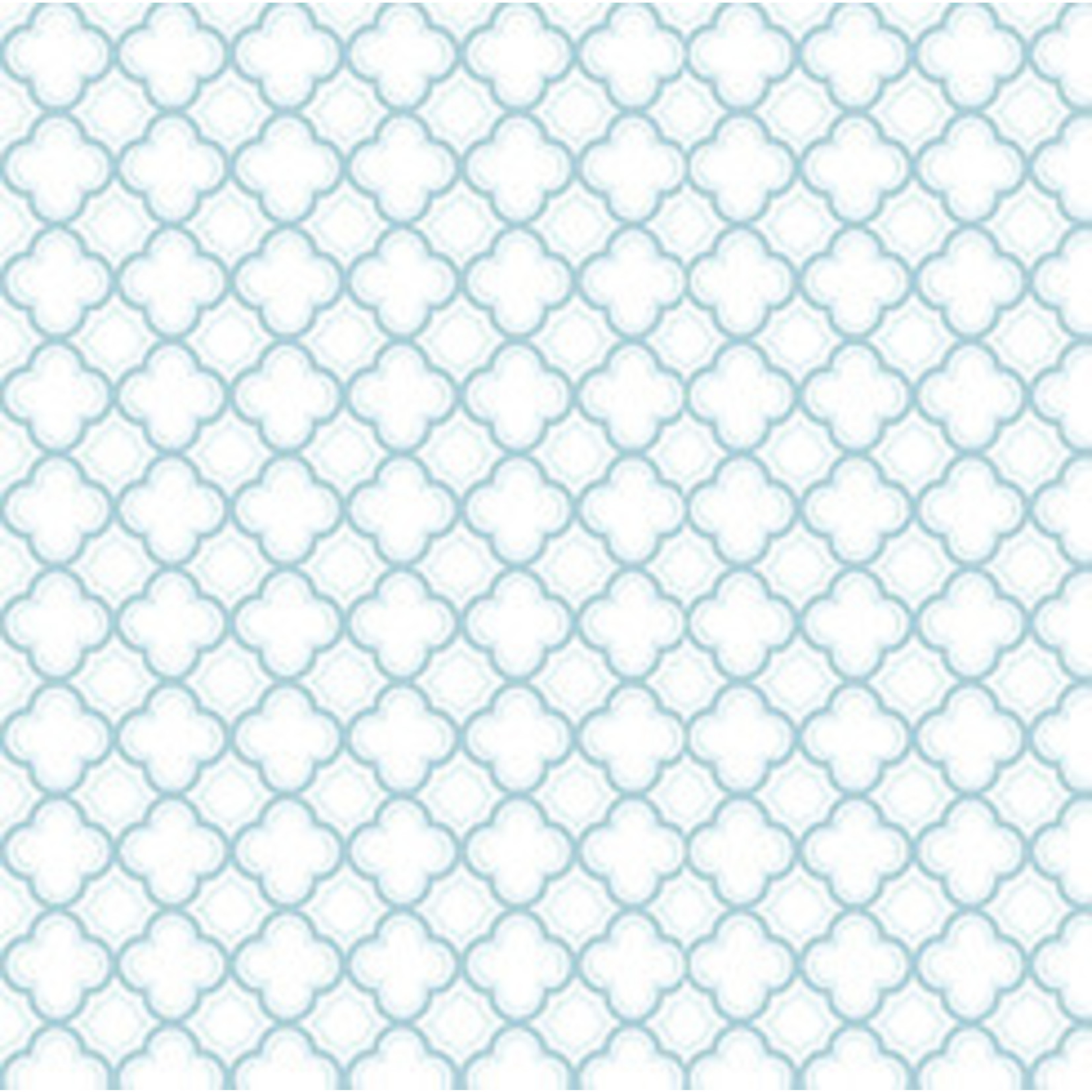 Quilting Treasures SORBETS - GEO BLUE, /cm or $20