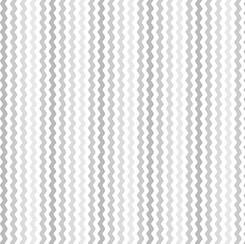 QUILTING TREASURES SORBETS - Rick Rack Grey, /cm or $20