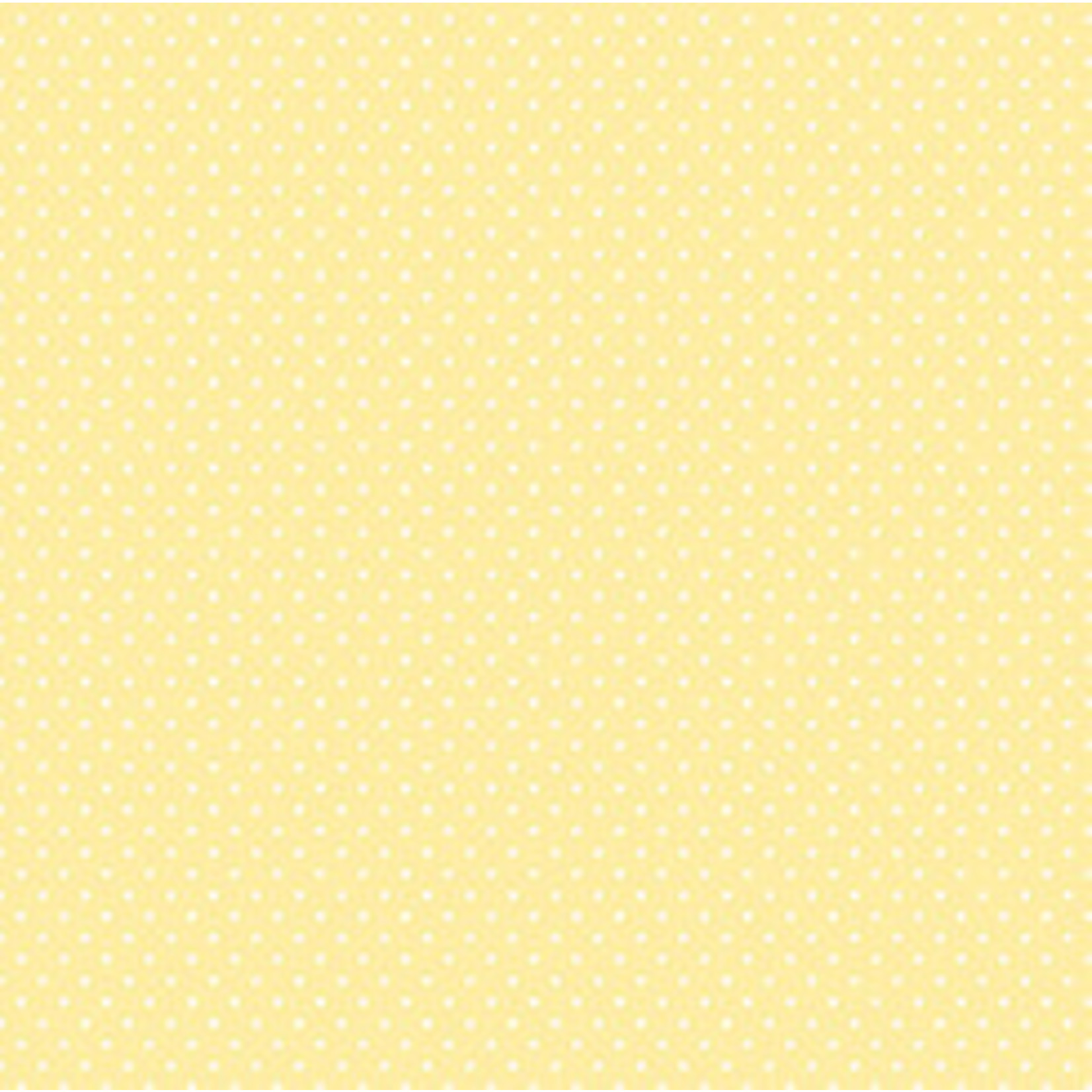 QUILTING TREASURES SORBETS - Mini Dot Yellow, /cm or $20