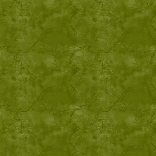 Blank Quilting Corp Urban Legends Marbled Solid, Olive Green, /cm or $21/m
