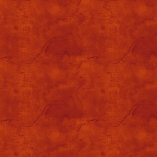 Blank Quilting Corp Urban Legends Marbled Solid, Dark Rust, /cm or $21/m