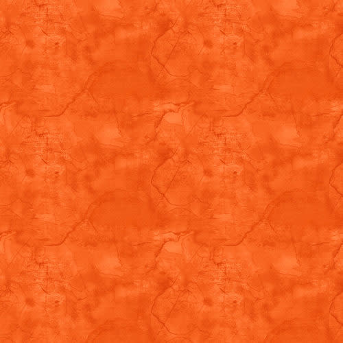 Blank Quilting Corp Urban Legends Marbled Solid, Orange, /cm or $21/m