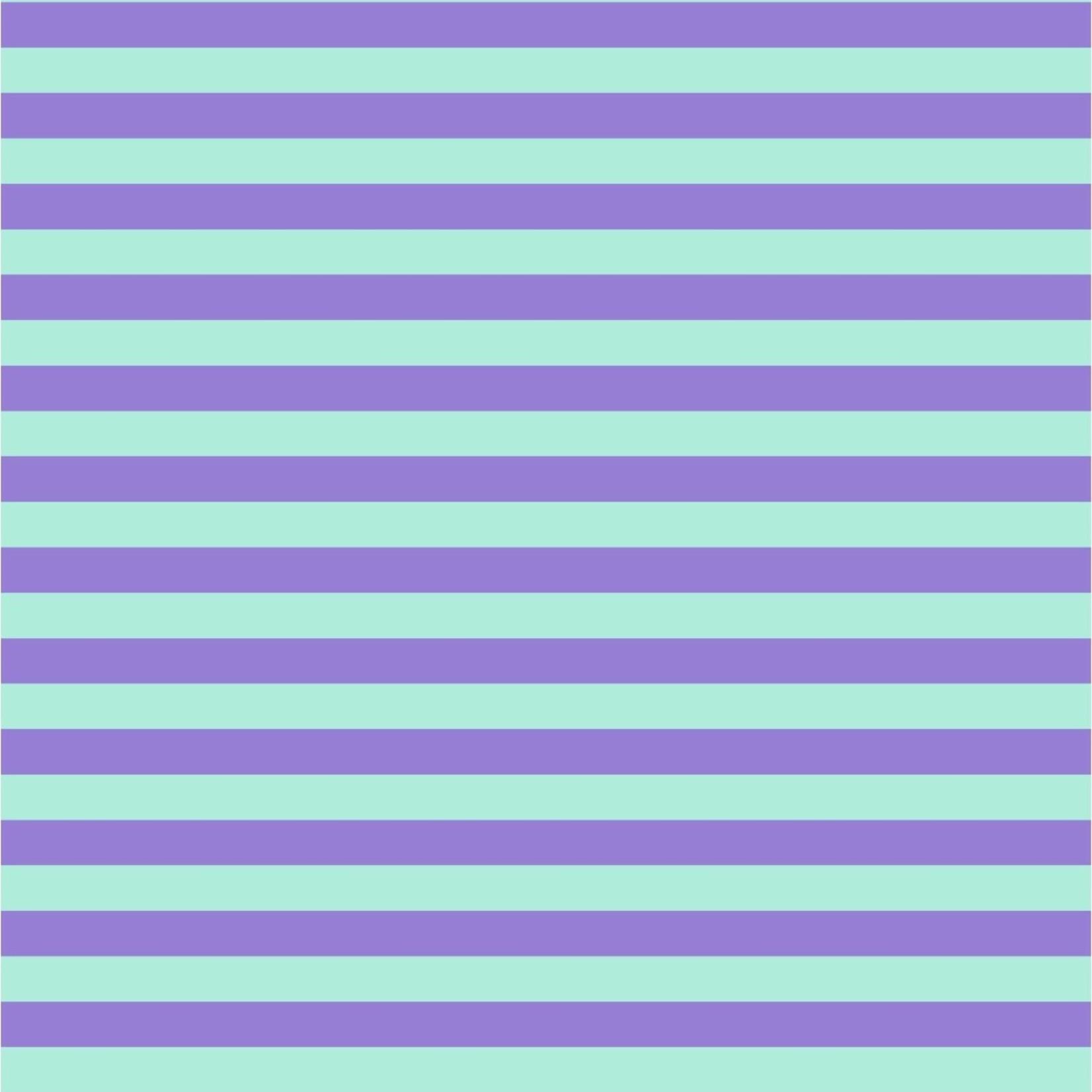 Tula Pink Tula Tent Stripe- Petunia 0.17 per cm or $17/m