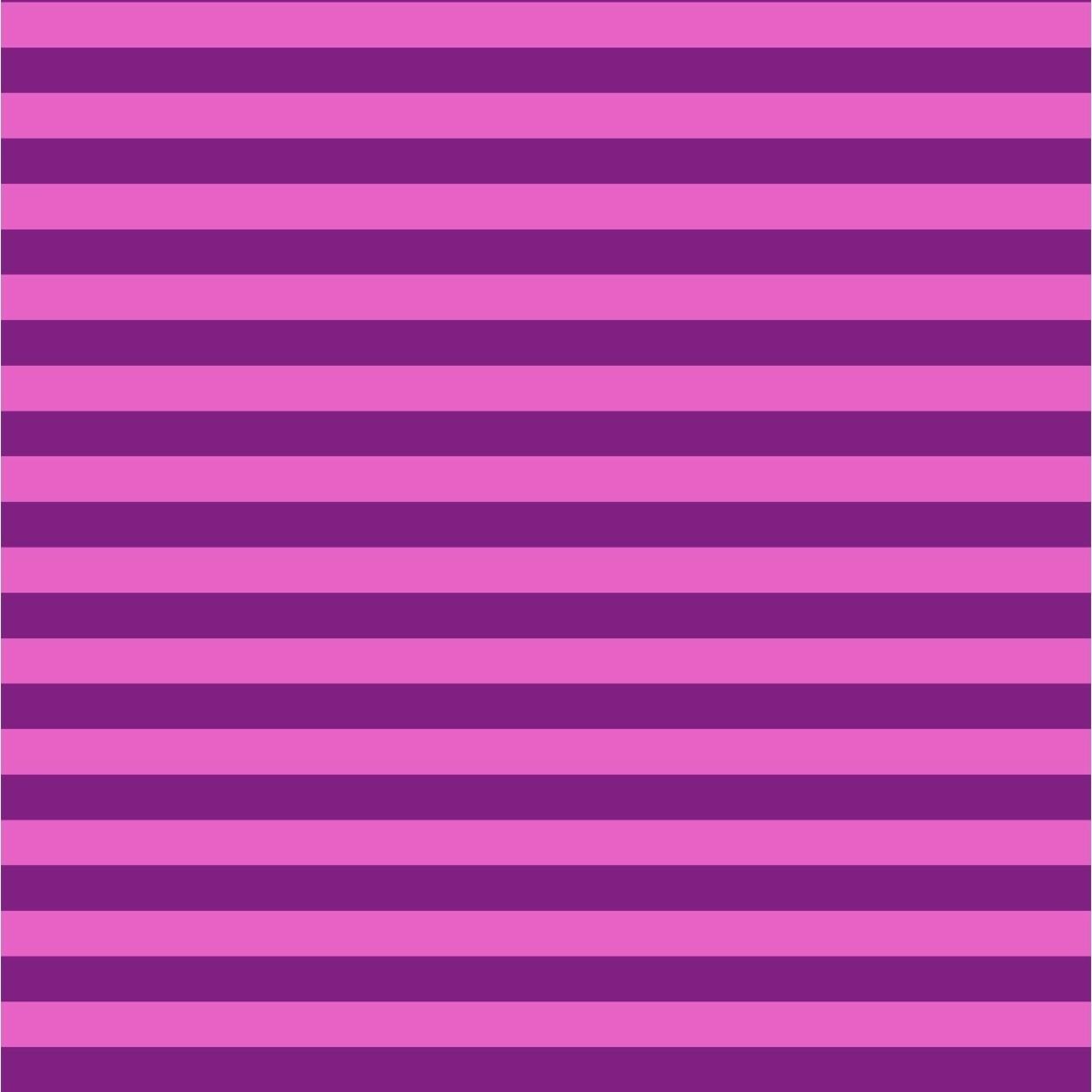 Tula Pink Tent Stripe - Foxglove, per cm or $16/m