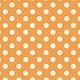TULA PINK HOMEMADE Pom Pom Dots, Begonia, per cm or $17/m