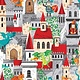 MAKOWER DRAGONHEART, 2053 Castles and turrets, PER CM OR $19/M