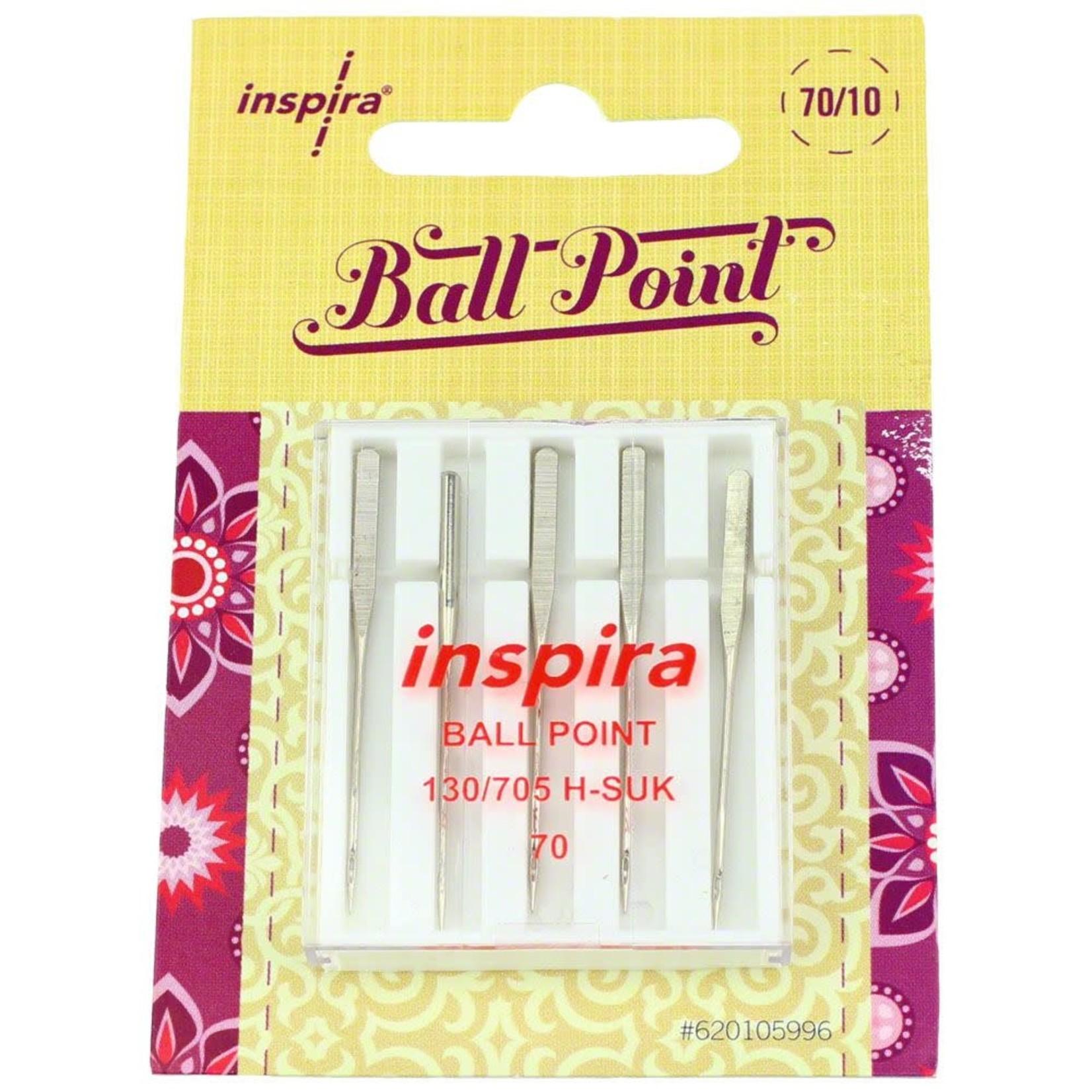 INSPIRA INSPIRA BALL POINT NEEDLE 70/10