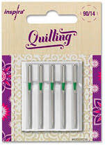 INSPIRA INSPIRA QUILTING NEEDLES 75/11 130/705HQ