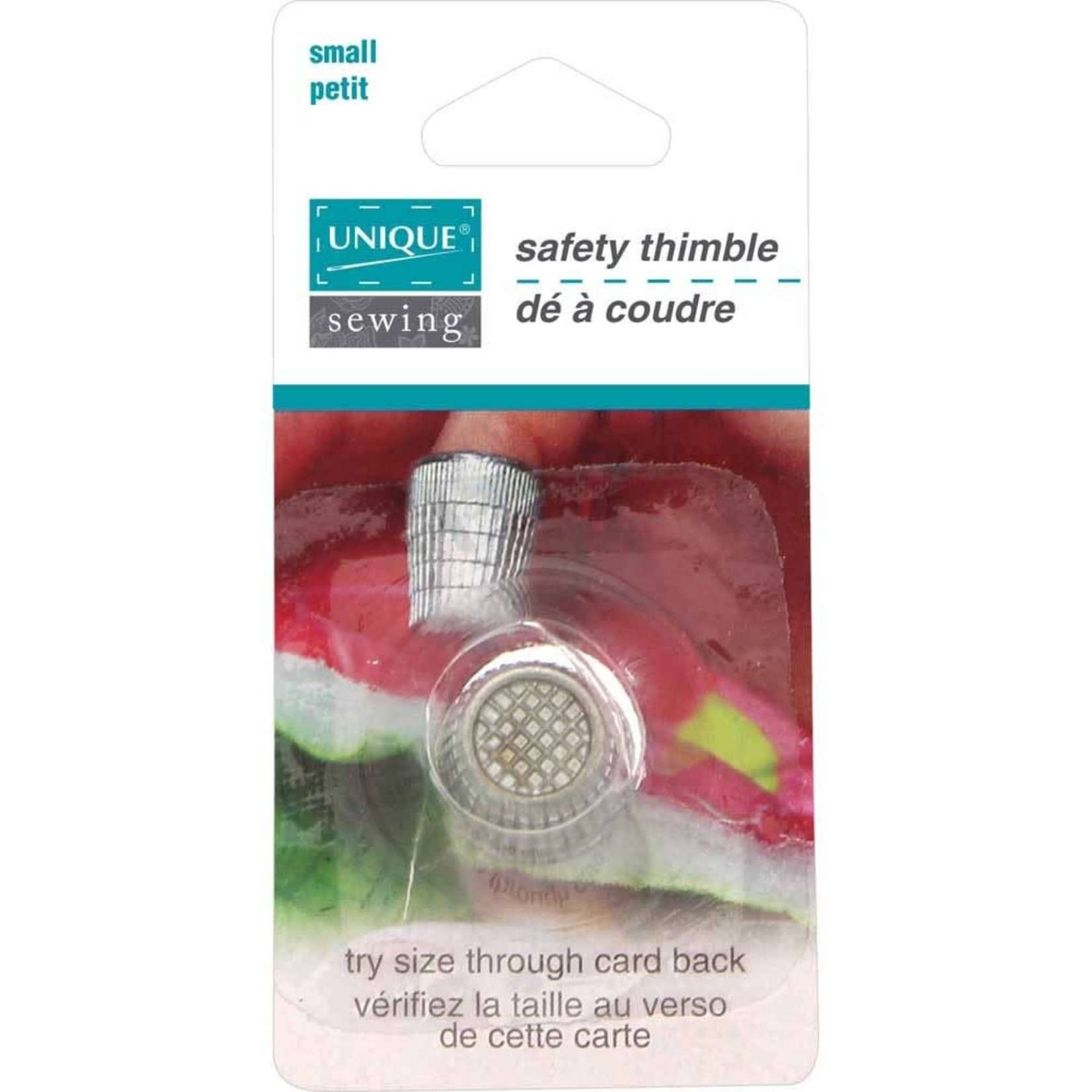 UNIQUE SMALL SAFETY THIMBLE