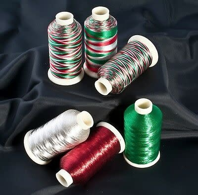 MARATHON Colour 5004 - 1000mtr Rayon Variegated THREAD