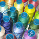 MARATHON Colour 2037 - 1000mtr POLY EMBROIDERY THREAD