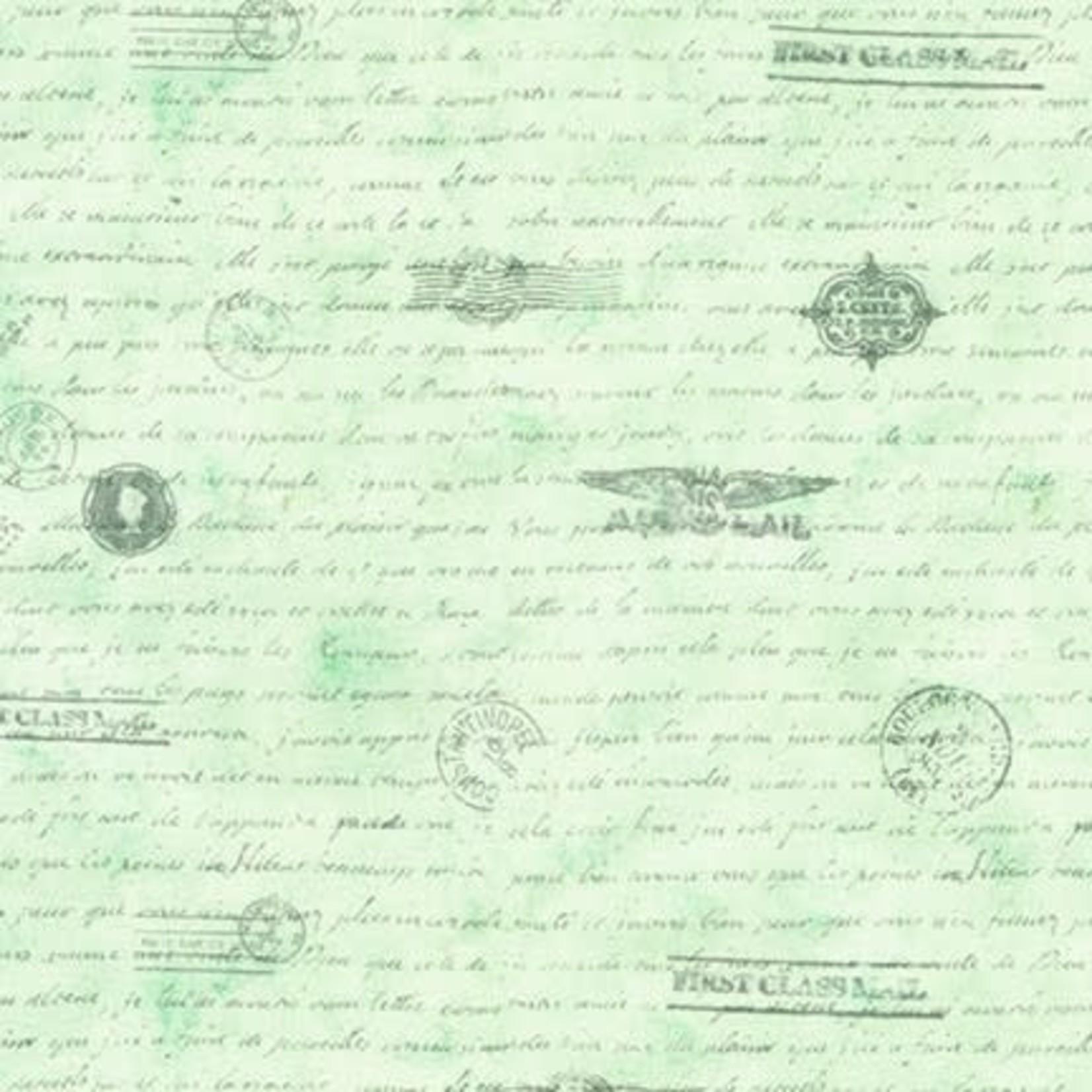 Robert Kaufman Library of Rarities, Air Mail, Parakeet, per cm or $20/m