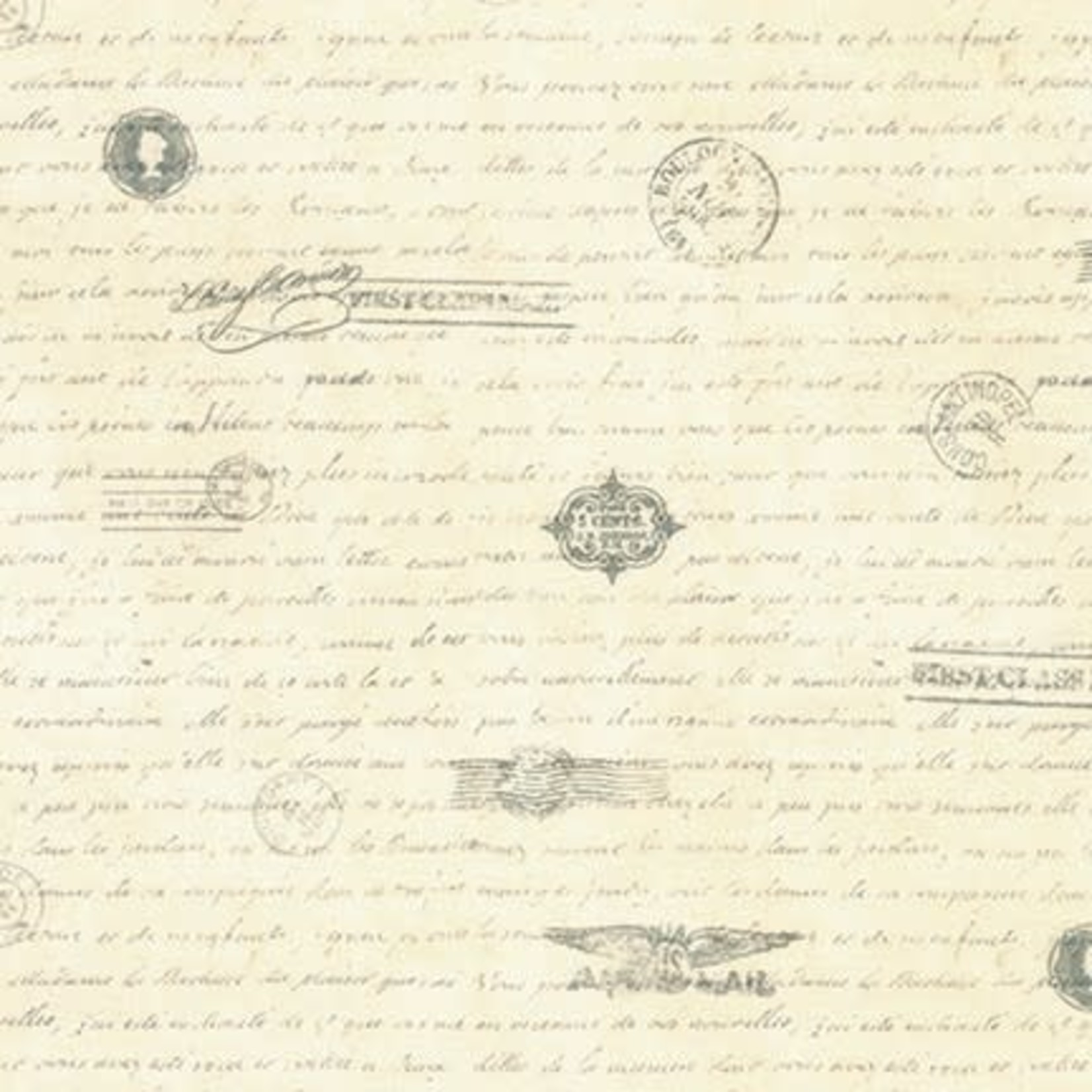 ROBERT KAUFMAN Library of Rarities, Air Mail, Vintage Natural, per cm or $20/m
