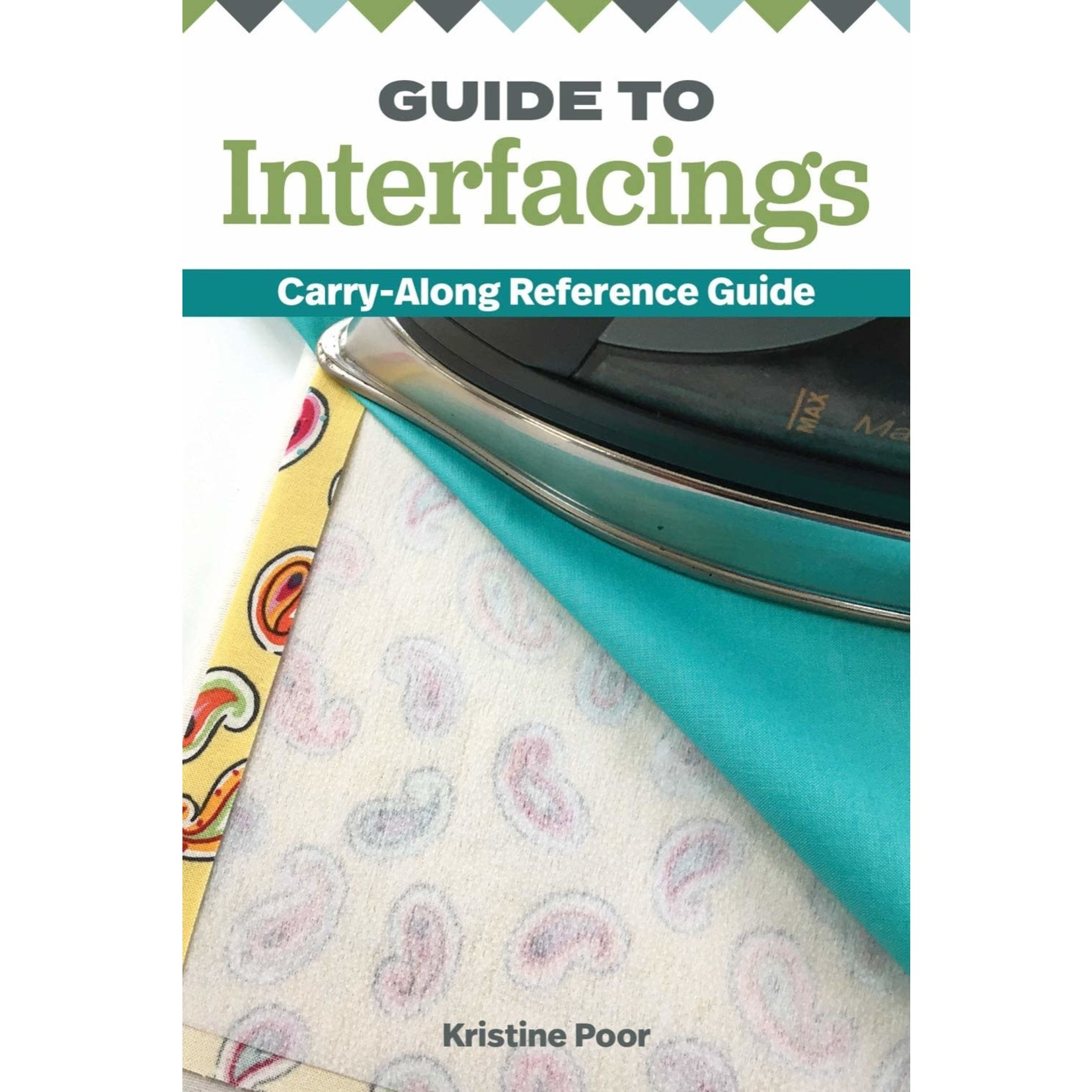 LANDAUER PUBLISHING Guide to Interfacings: Carry-along Reference Guide (Landauer) 4X6""