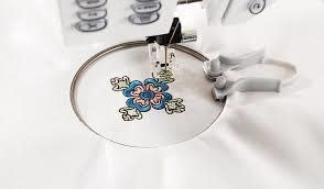 HUSQVARNA VIKING Mini Embroidery Spring Hoop