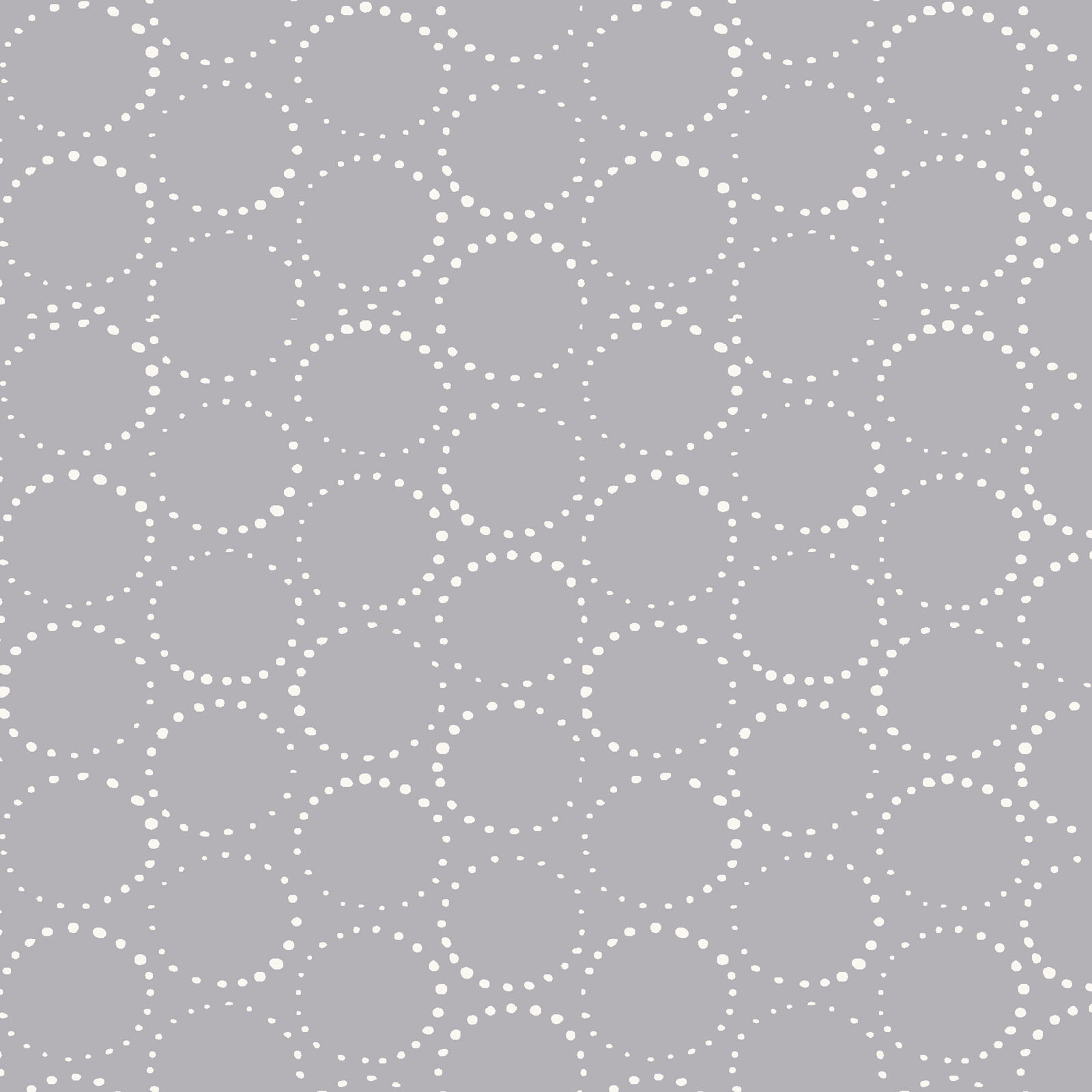 MAYWOOD MOONGATE, Orbit Grey (Circles), per cm or $18/m