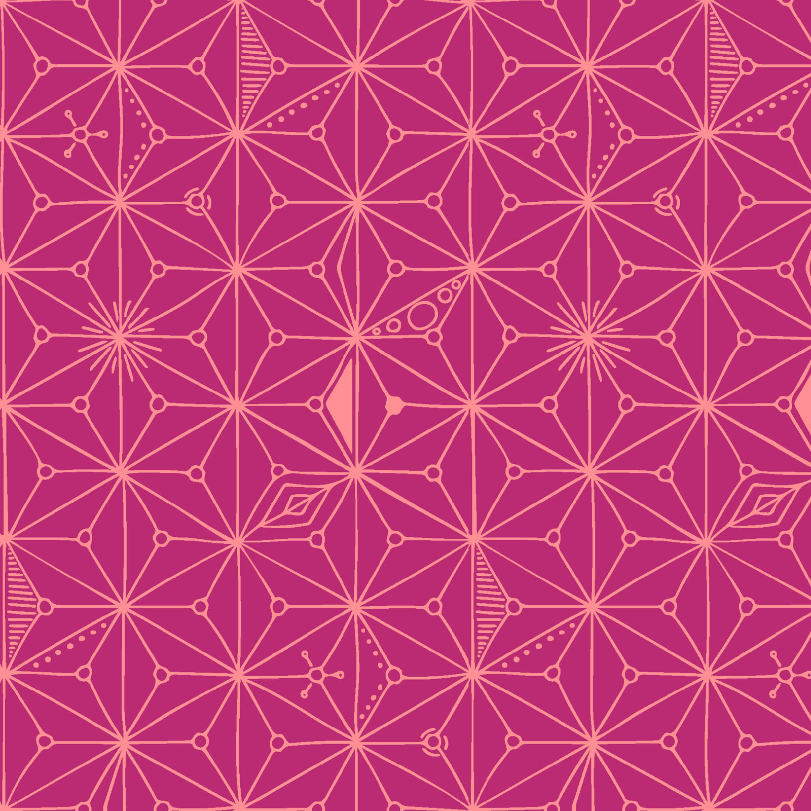 MAYWOOD MOONGATE, CONTINUUM Pink (Geometric), per cm or $18/m