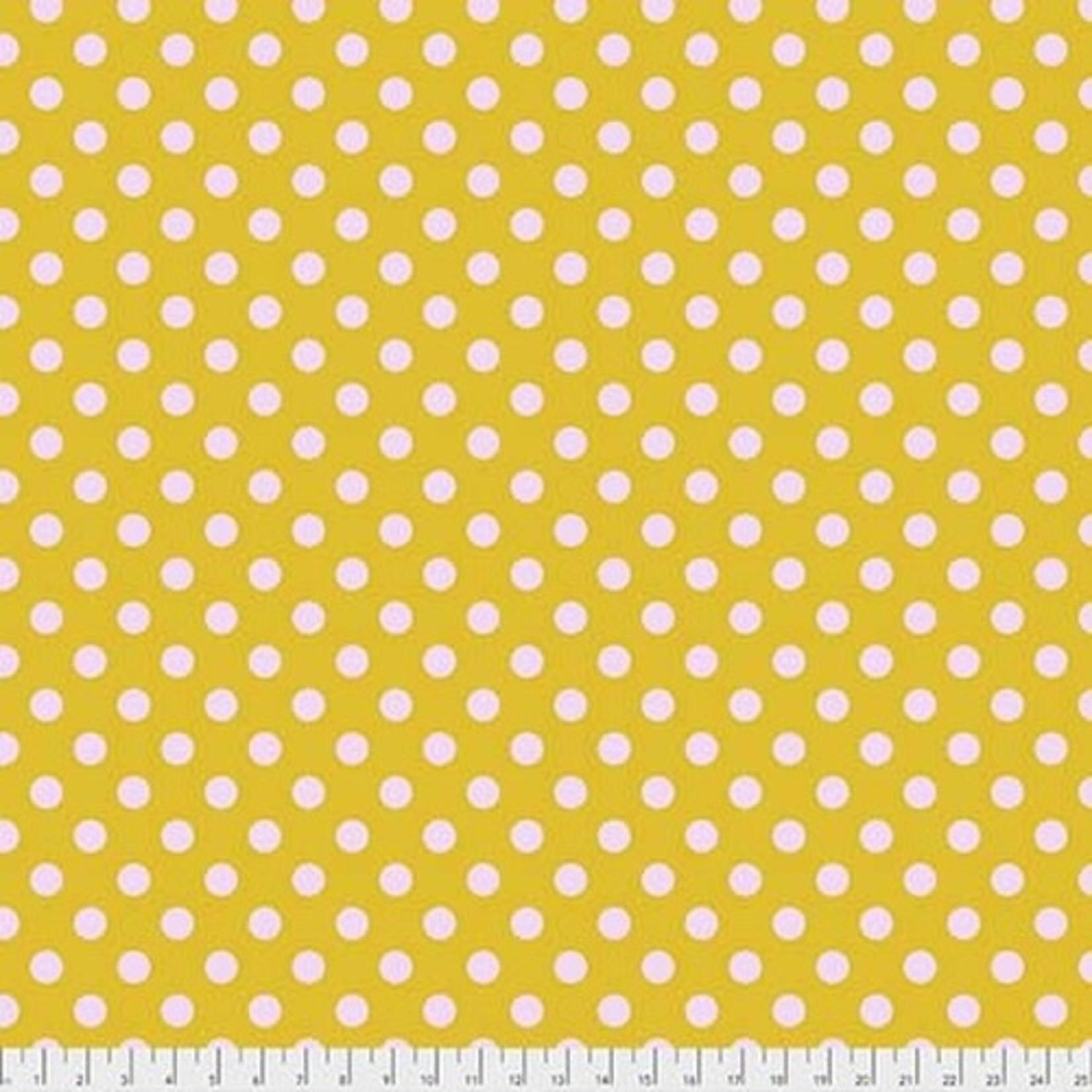 Tula Pink Tula Pom Poms- Marigold 0.17 per cm or $17/m