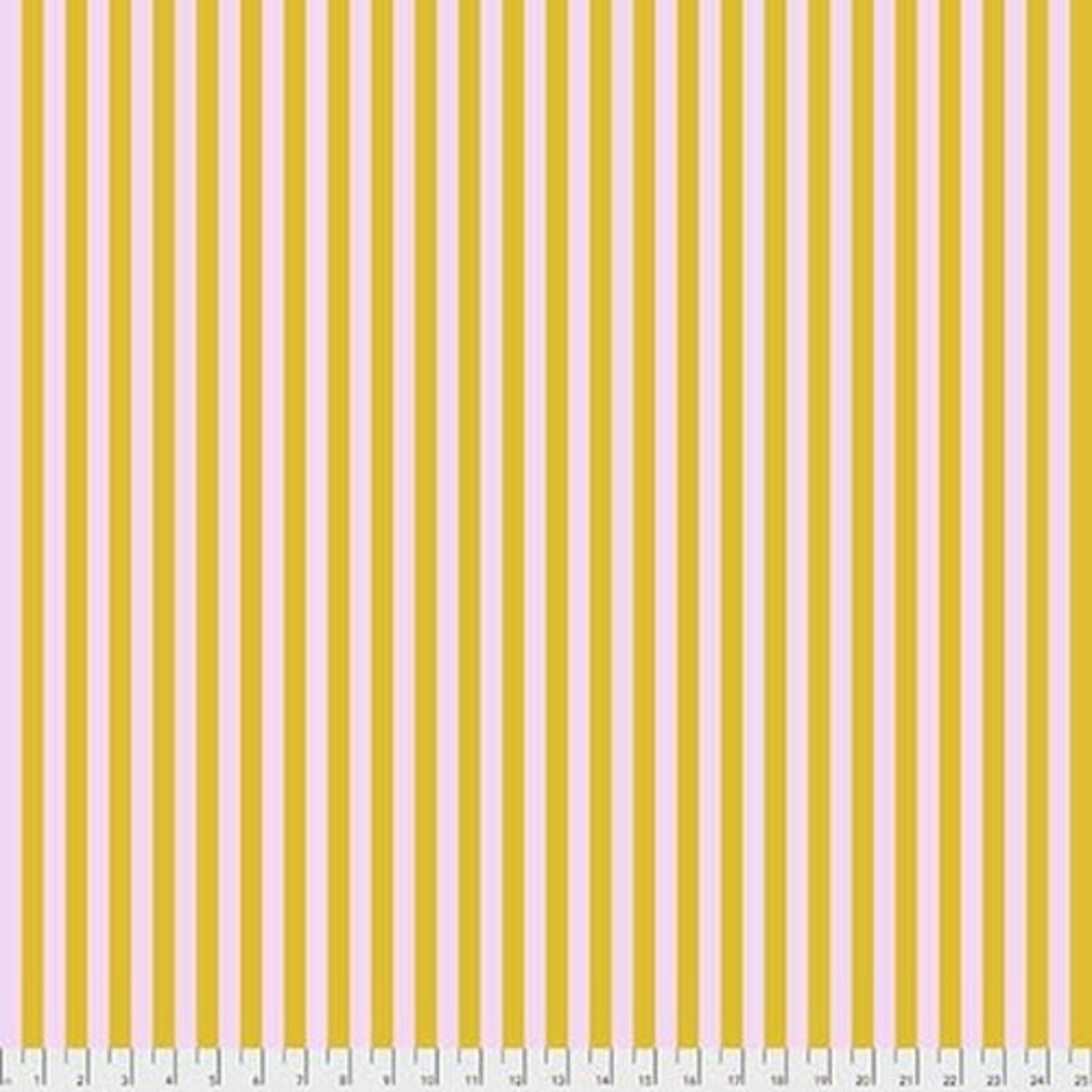 Tula Pink Tula Tent Stripe- Marigold 0.17 per cm or $17/m