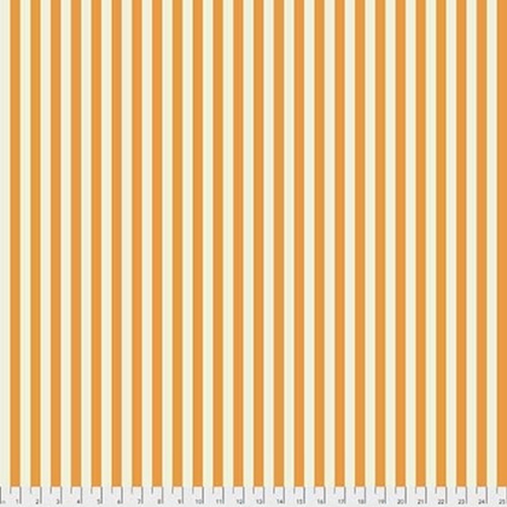 Tula Pink Tula Tent Stripe- Begonia 0.17 per cm or $17/m
