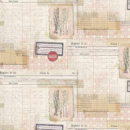 TIM HOLTZ PERFECT ATTENDANCE BY TIM HOLTZ $0.16 PER CM OR $16 PER METRE