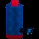 AURIFIL AURIFIL 12WT LIGHT GREY BLUE 5007