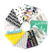 ART GALLERY BUNDLE UP 10 HALF YARDS WRITTEN EDITION