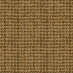 MAYWOOD Flannel Woolies Houndstooth Brown PER CM OR $20/m