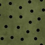 Maywood Wonderful Time Flannel Black on Green, /CM OR $18/M