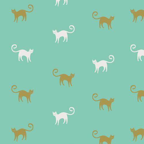 ART GALLERY Oh, Meow! Feline Good, per cm or $20/m