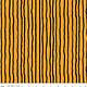RILEY BLAKE DESIGNS Goose Tales, Wavy Stripes Orange, per cm or $20/m