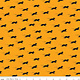 RILEY BLAKE DESIGNS Goose Tales, Blind Mice Off Orange, per cm or $20/m
