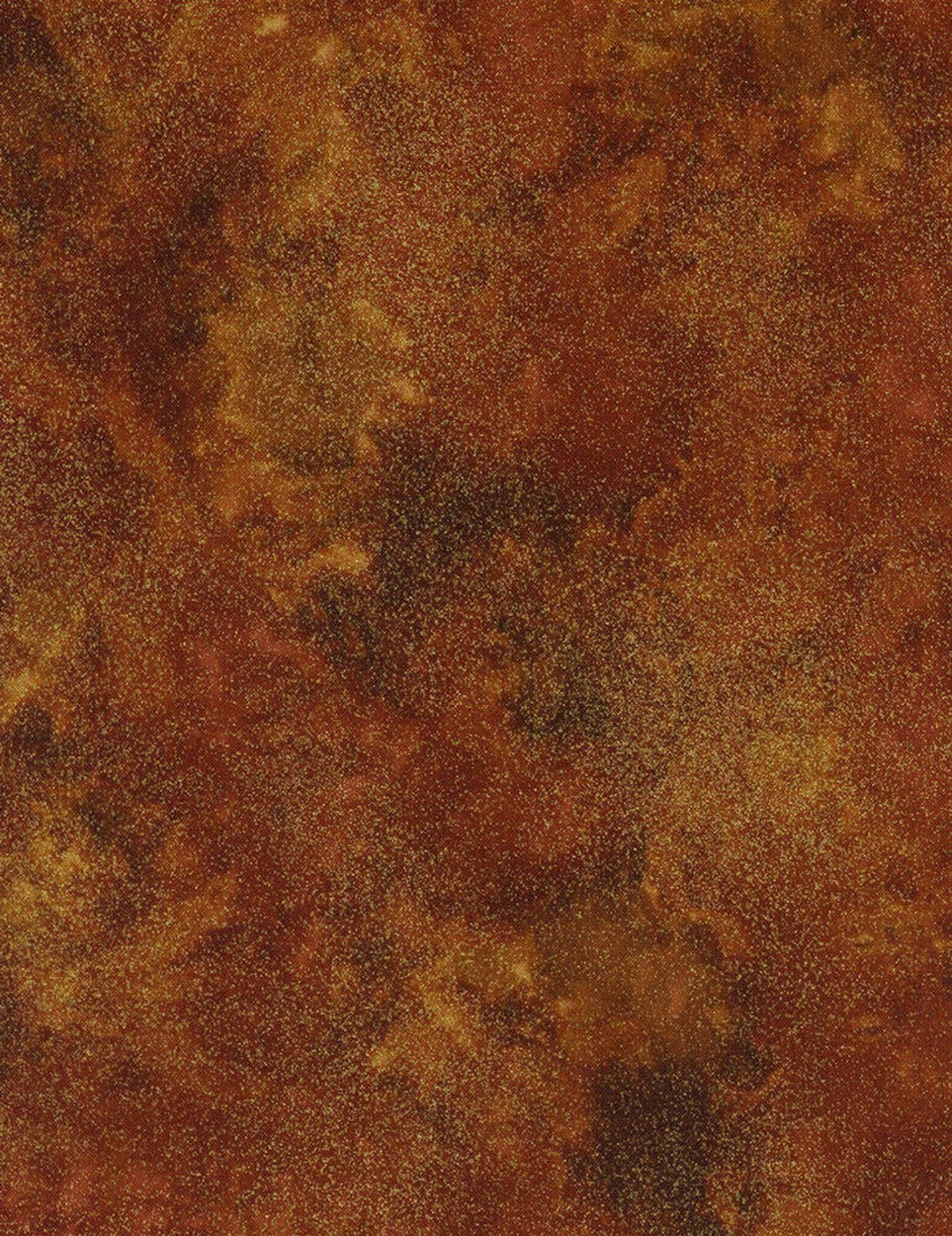 TIMELESS TREASURES HOLIDAY SHIMMER, RUST, $0.20 PER CM OR $20/M
