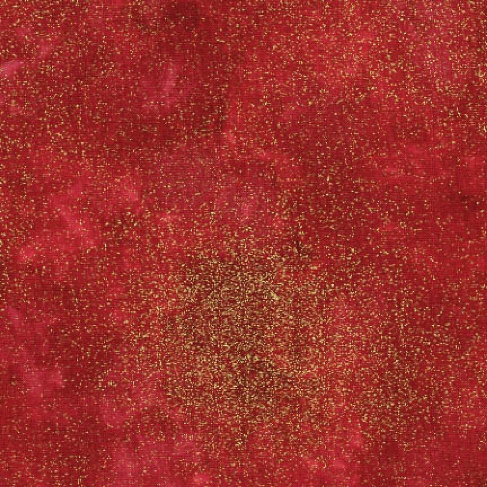 TIMELESS TREASURES HOLIDAY SHIMMER, RED, $0.20 PER CM OR $20/M