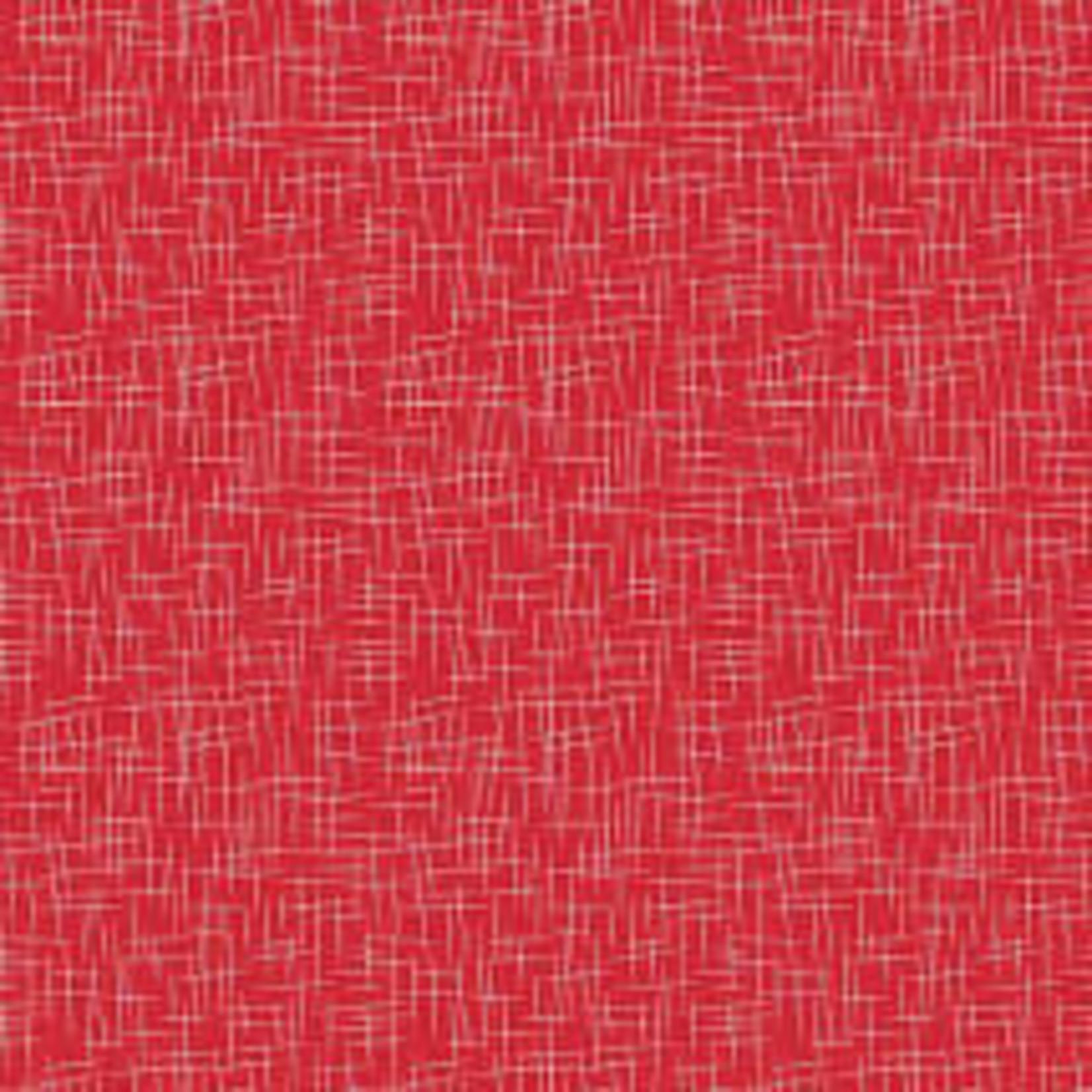 RILEY BLAKE DESIGNS HASHTAG, RED $0.20 PER CM OR $20M