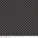 RILEY BLAKE DESIGNS SWISS DOT, BLACK $.20CM, $20M
