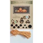 Happy Hollow Designs Hocus Pocus Pumpkins Accessory Kit #811K