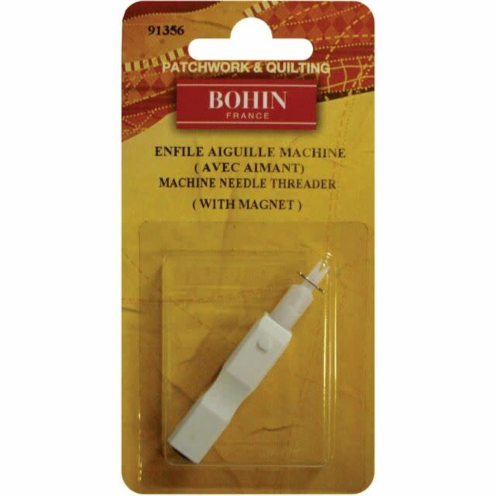 BOHIN MACHINE NEEDLE THREADER