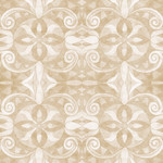 """Blank Quilting Corp Baroque - Ivory 108"""" WIDE, PER CM or $30/M"""