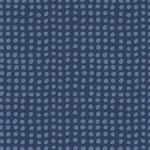 ANDOVER Almost Blue, Dot, Indigo, $0.20/cm or $20/m