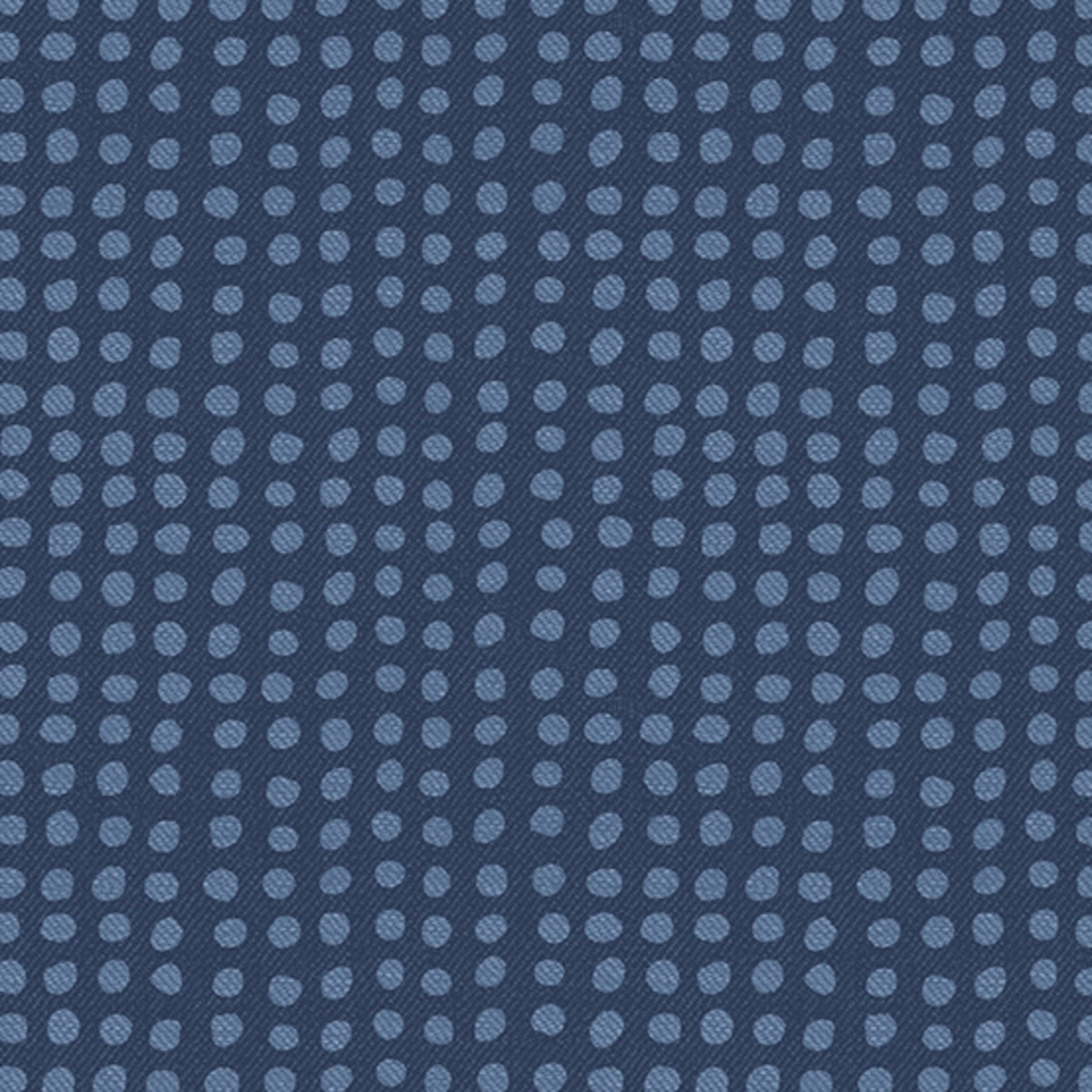 ANDOVER Almost Blue, Dot, Indigo, $0.20/cm or $20/m