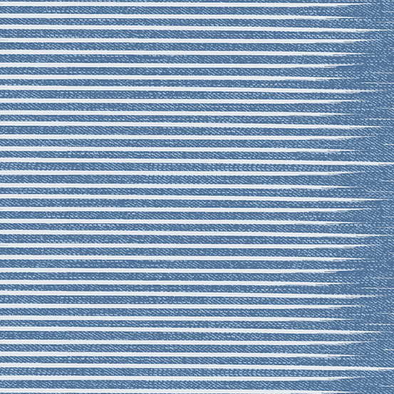 ANDOVER Almost Blue, Stripe, Vintage, $0.20/cm or $20/m