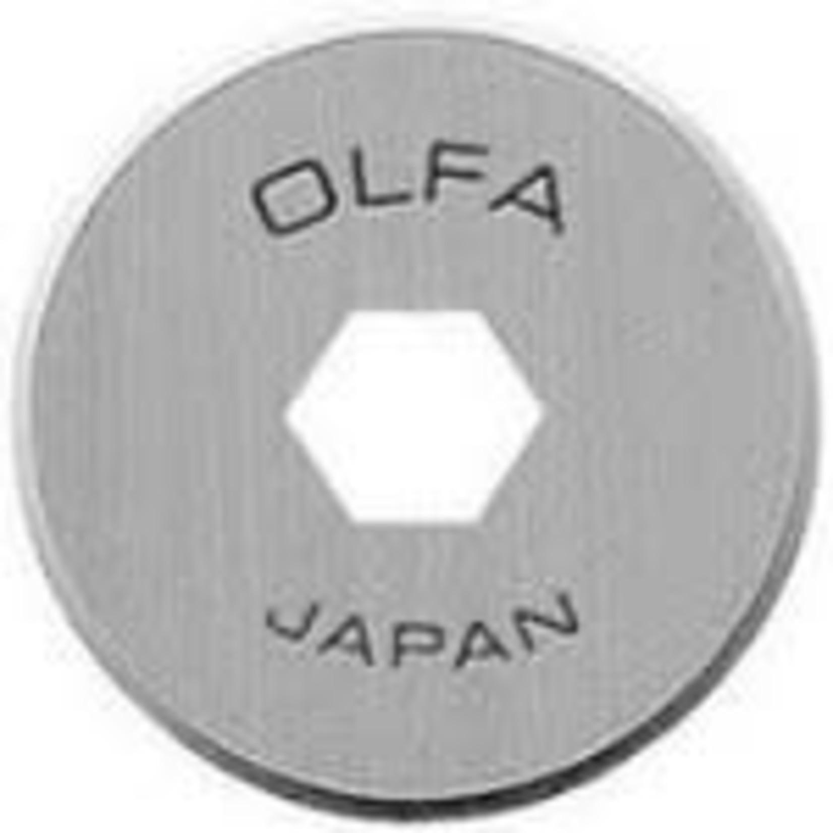 OLFA OLFA ROTARY BLADES 18mm (2 pack)